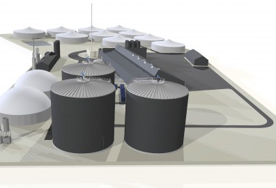 March 28 - Bigadan builds plant in co-operation with Dong Energy